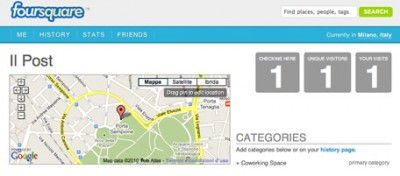 A che cosa serve Foursquare?