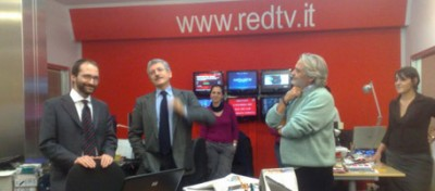 Chiude Red TV