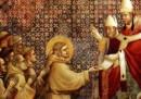 Il Vaticano in rosso