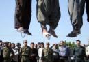 L'Iran condanna a morte un diciottenne