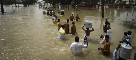 Pakistan Asia Floods