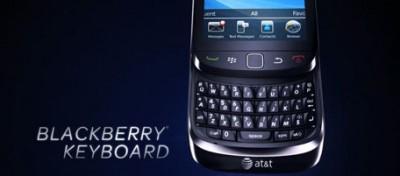 È un BlackBerry