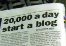 Abbiamo inventato i blog