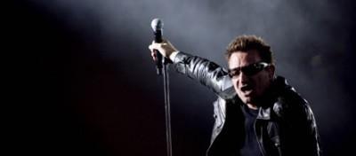 Gli U2 a Torino, i video