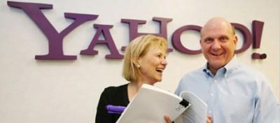 Chiedi a Yahoo, ti risponde Bing