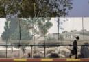 Israele abbatte il muro tra Gilo e Beit Jalla