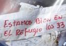 I 33 minatori cileni sono vivi