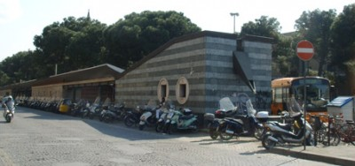 Firenze demolisce la vituperata pensilina