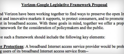 Google non è neutrale