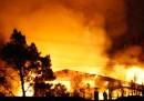 L'esplosione di San Bruno, California
