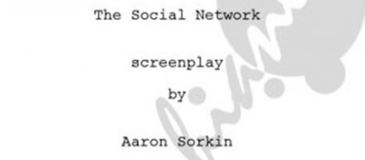 "La sceneggiatura di ""The Social Network"""