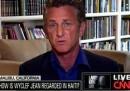 Sean Penn e Wyclef Jean continuano a dirsele