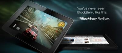 """Blackberry Playbook"": RIM presenta la sua tablet"