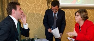 Comincia il riconteggio delle schede in Piemonte