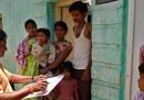 Come funziona il censimento in India