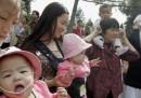 In Cina rimane l'obbligo del figlio unico
