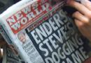 Il News of the World ostacolò le indagini su una ragazza scomparsa