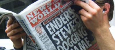 Il News of the world ancora accusato di intercettazioni illecite