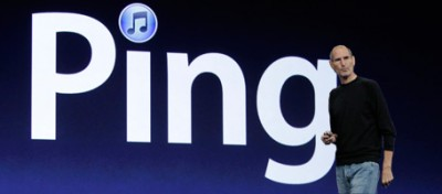 Ping, il social network musicale di Apple