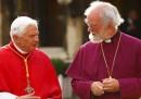 L'arcivescovo di Canterbury apre ai vescovi gay