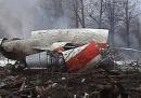 La Polonia vuole l'aereo su cui morì Kaczynski