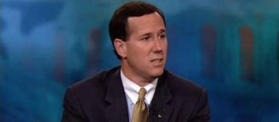 Rick Santorum ha un problema con Google