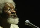 Il Nobel Wole Soyinka fonda un partito in Nigeria