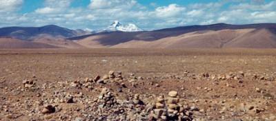 Il deserto in Tibet