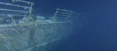 Il Titanic in 3D