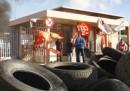 Sarkozy ordina lo sblocco forzato dei depositi di carburante