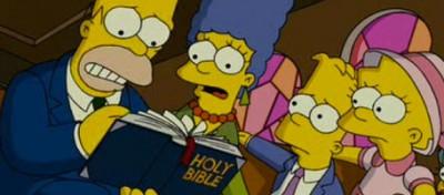 Homer Simpson è cattolico?