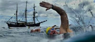 La nuova sfida del nuoto estremo