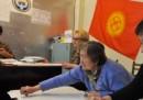 Oggi si vota in Kirghizistan