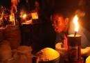 La Nigeria al buio