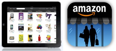 Amazon apre un negozio su iPad