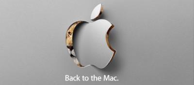 Apple annuncia un nuovo evento per il 20 ottobre