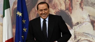 Silvio Berlusconi, consulente finanziario