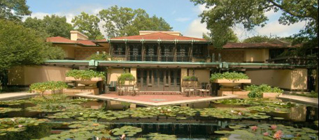 In vendita la casa preferita di frank lloyd wright il post for Frank lloyd wright piani casa della prateria