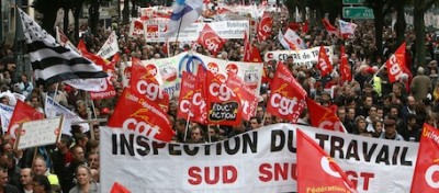 Le Monde contro lo sciopero francese