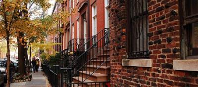 Metter su casa a New York