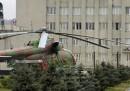Attacco al parlamento ceceno