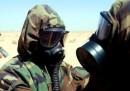 Le armi di distruzione di massa in Iraq