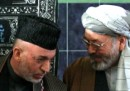 Karzai comincia i colloqui di pace con i talebani?