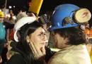 Le fotografie del salvataggio dei minatori cileni