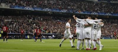 Le partite di ieri in Champions League