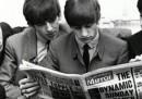 Come vanno i Beatles su iTunes?