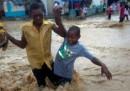 Leogane, la città di Haiti sommersa dall'acqua