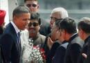Il viaggio di Obama in Asia