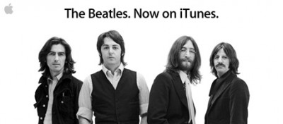 """And in the end"" su iTunes ci sono i Beatles"