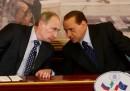 """""""Berlusconi, il portavoce di Putin"""""""